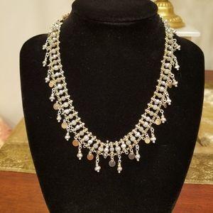Nakamol Beaded Pull-Tie Necklace - NIB
